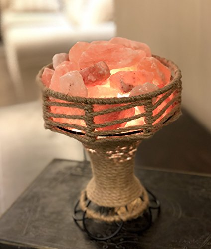 On A Floral Table Lamp (Maymii.Home 8