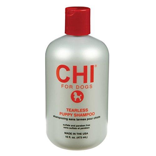 41dSJq%2B6PBL - CHI Tearless Puppy Shampoo, 16fl oz
