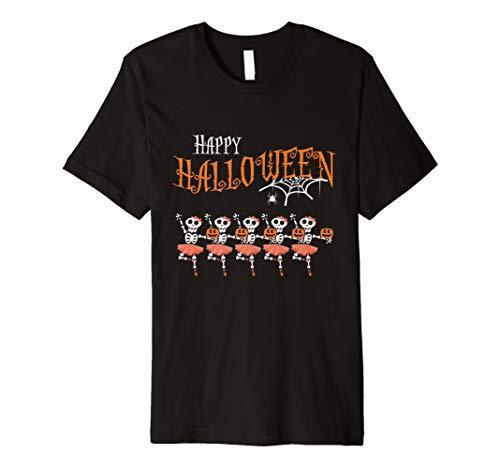 Halloween Dancing Ballet Skeleton Ballerina Costume