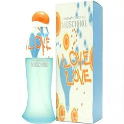 I Love Love Cheap and Chic Perfume by Moschino for women Personal Fragrances