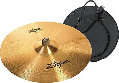 Zildjian ZBT 20 Inch Ride Cymbal with Gig Bag (Cymbals Zbt)