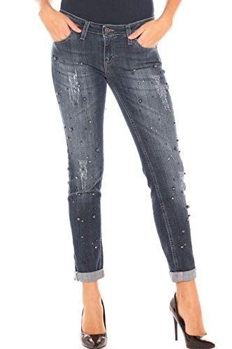 Di Jeans Key Jeans Denim Key Di Femme Femme xzw4SWpAnq