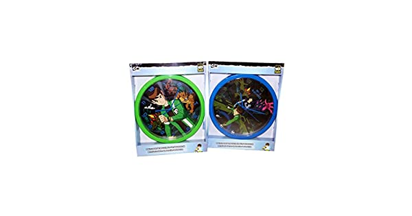 Amazon.com: Ben 10 Alien Force Reloj de pared: Toys & Games