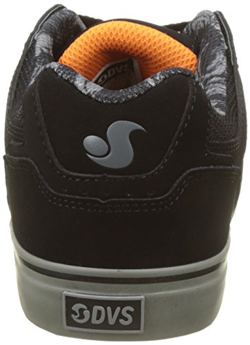 Black CT Celsius de Nubuck Homme Skateboard Chaussures Charcoal DVS Gris Deegan Grey Shoes pHWqnZvS