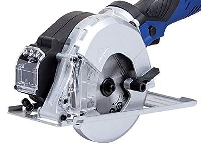 Eastwood Mini Metal Circular Saw With Metal-Cutting Blade Rebar Conduit Sheet Metal Tubing & Plate