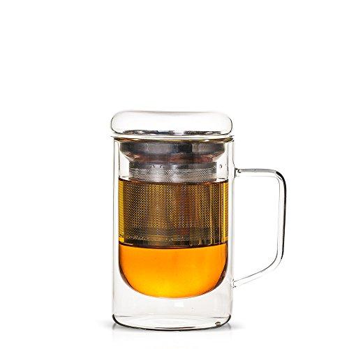 Stainless Steel Tea Pot Infuser Strainer Ball Mesh C - 1