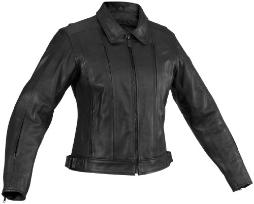 River Road Leather Cruiser Jacket - 2