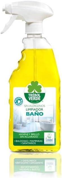 Limpiador baños ECO Trébol Verde 750 ml: Amazon.es: Hogar