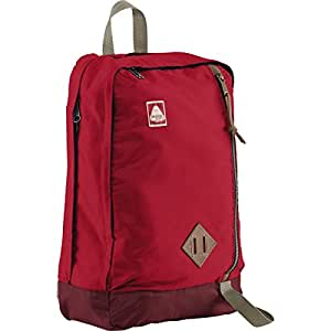 JanSport Jayhawk Backpack Red Tape, One Size