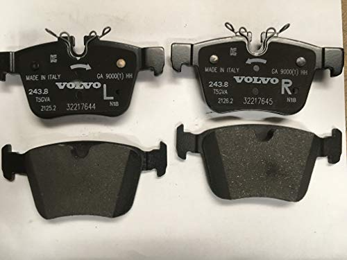 (2016 AND NEWER XC90 REAR BRAKE PADS #32233035 (17