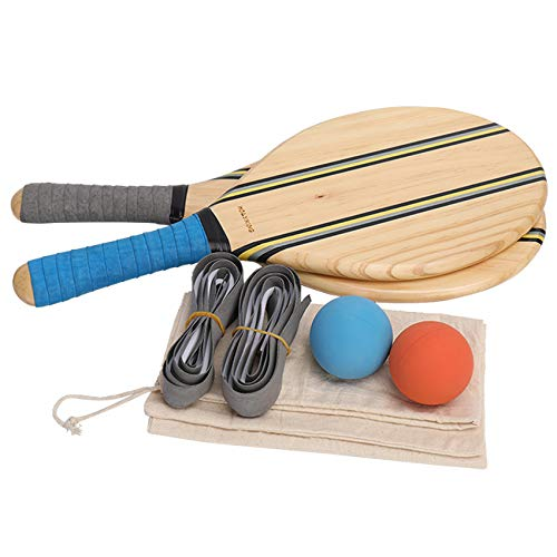 HOLYKING Beach Paddle Ball Set Tennis Racket Sports Outdoor Games