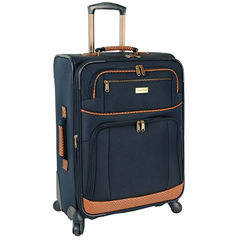 Tommy Bahama Lightweight Spinner Luggage – Expandable Travel Suitcases with Wheels