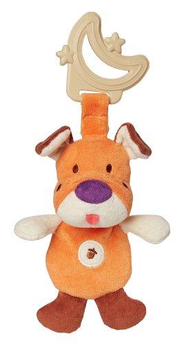 - My Natural Sensory Teether, Orange Dog