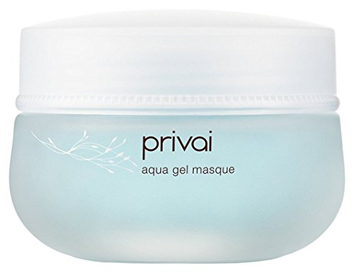 Privai - Ultra-Hydrating Aqua Gel Masque, High Performance Mask, 1.7oz / 50g