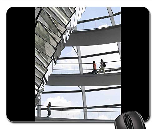 Mouse Pads - Berlin Reichstag Architecture Dome Germany 2