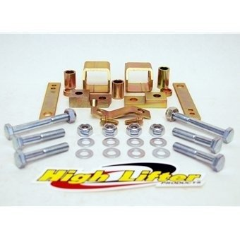 03 honda rancher 350 lift kit - 1