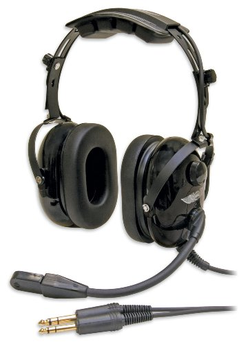 Radio Noise Aircraft (ASA HS-1 Aviation Headset)