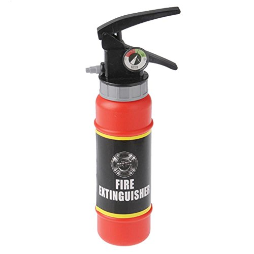 Fake Fire Extinguisher Halloween (US Toy Fire Extinguisher Water Squirter Toy (1)