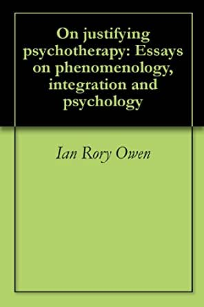 psychotherapy essays Psychodynamic psychotherapy and counselling psychodynamic therapy (or  psychoanalytic psychotherapy as it is sometimes called) is a general name for.