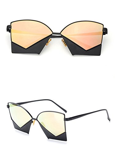 Gafas A Sunglasses Sunglasses Fashion X663 Lady de Gafas Driving Driver A sol Color Drive wprBwH6q