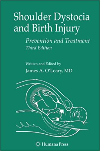 Shoulder Dystocia and Birth Injury: Prevention and Treatment ...