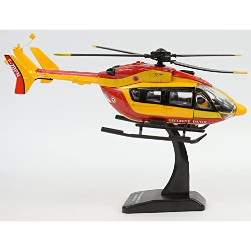 Securité New 25973 Miniature Helicoptère Véhicule Ray Civile zVpMqUGS