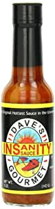 Dave's Original Insanity Hot Sauce - 5oz
