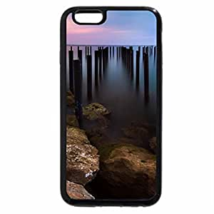 iPhone 6S / iPhone 6 Case (Black) Toward The Sea