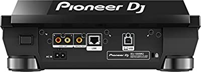 Pioneer XDJ-1000MK2 Digital Performance DJ Multi-Player from Pioneer