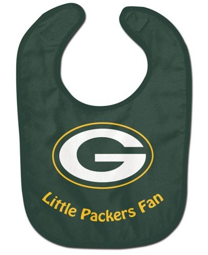 - WinCraft NFL Green Bay Packers WCRA2047914 All Pro Baby Bib
