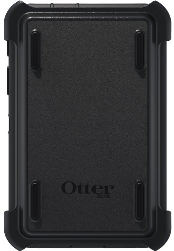 OtterBox Defender Series Case with Screen Protector and Stand for the 7-Inch Samsung Galaxy Tab 2 - Black