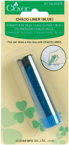 Clover Chaco Liner, Blue