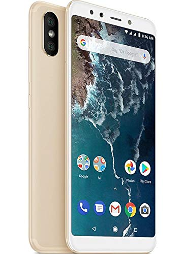 Xiaomi Mi A2 Dual SIM 4GB/32GB Smartphone International Version: Amazon.es: Electrónica