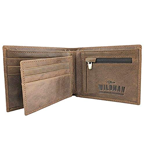 Wildman Leather Wallet Pocket Removable product image