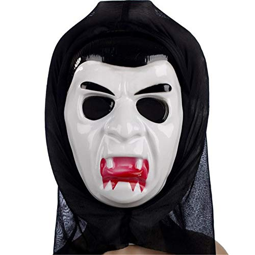 Scary Horrifying Halloween Festival Cosplay Costume Mask Party -