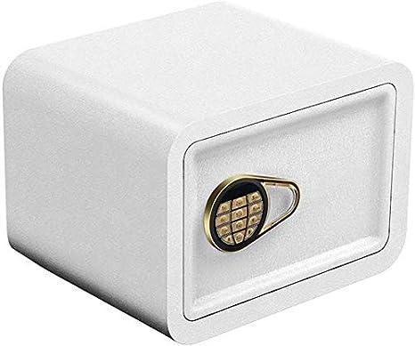 Fuerte confidencialidad Oficina certificada Caja Fuerte, Seguridad Contraseña electrónica Inicio Caja Fuerte Gabinete de Doble Llave 35 * 25 * 25 cm (Color: Rosa): Amazon.es: Deportes y aire libre