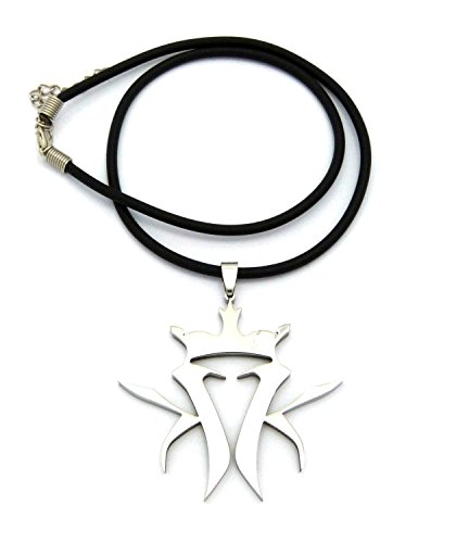 NEW KOTTONMOUTH KINGS STAINLESS STEEL PENDANT &18