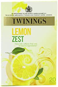Twinings Lemon Zest (Pack of 8)