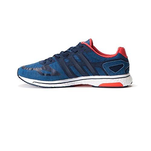 Adidas Adizero Adios Boost, collegiate navy ftwr white Blue