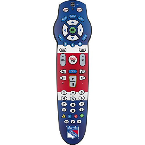 Amazon.com  New York Rangers Fios 2-Device Remote Control (P265) Skin - New  York Rangers Jersey  464eb14f5