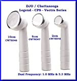 Chattanooga Accessories, 10 cm Ultrasound Applicator