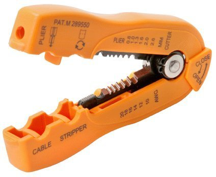 Amazon.com: Wire and Cable Stripper by Pittsburgh: Home & Kitchen