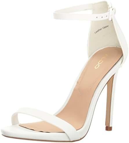 Aldo Women's Caraa Leather Dress Sandal