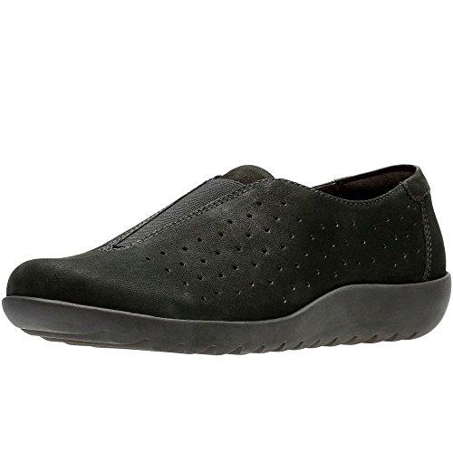 Gemma Medora Noir Casual Femme Clarks Chaussures FUqwv6TxZ
