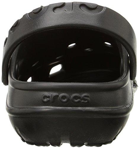 Crocs Unisex-adult Hilo Klomp Zwart (black)