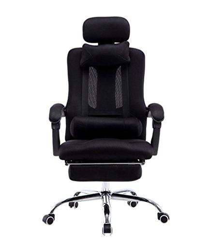 Baymate Gaming Computer Ergonomic Racing Chair Reclining Gam