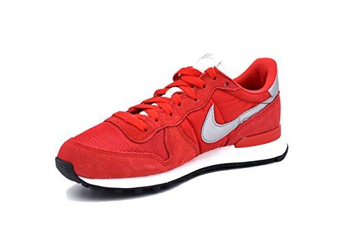 Nike - Zapatillas para hombre Rojo