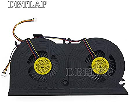 New HP EliteOne 800 G2 800G2EO All-in-One CPU Cooling Fan 837359-001 807920-001