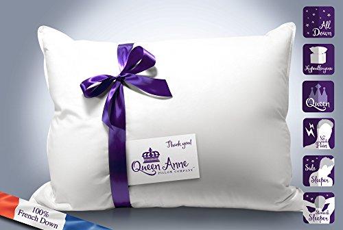 extra firm pillow queen - 5
