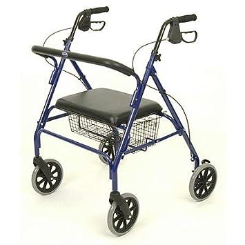 Amazon.com: Invacare 66500 Bariatric – Andador con asiento y ...